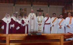 نيافة الأسقف مار اوديشو في النمسا